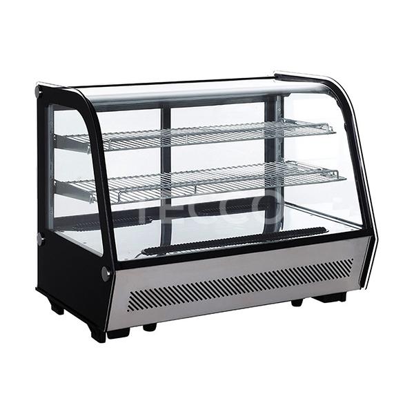 Витрина холодильная GGM Gastro TKVNR120