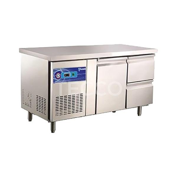 Стол холодильный CustomCool CCТ-2DR