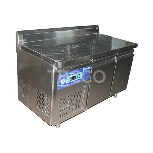 Стол холодильный CustomCool CCТ-2S