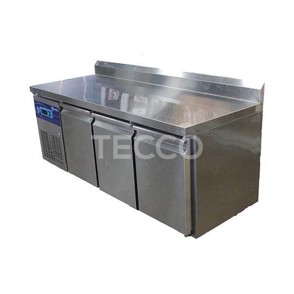Стол холодильный CustomCool CCТ-3S