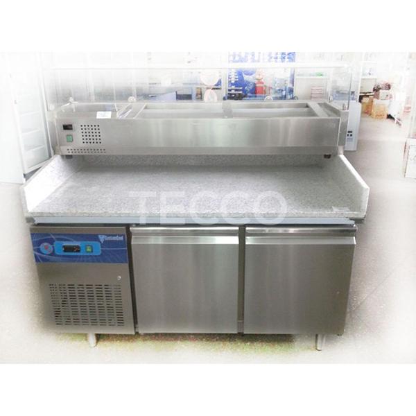 Стол холодильный для пиццы CustomCool CCPZ800-1500
