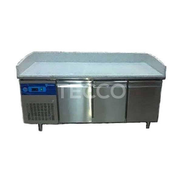 Стол холодильный для пиццы CustomCool CCPZ800-1800