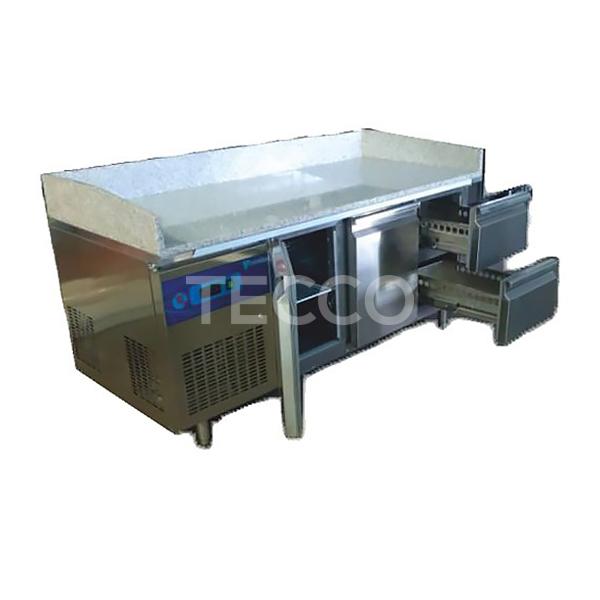 Стол холодильный для пиццы CustomCool ССPZDR800-1800