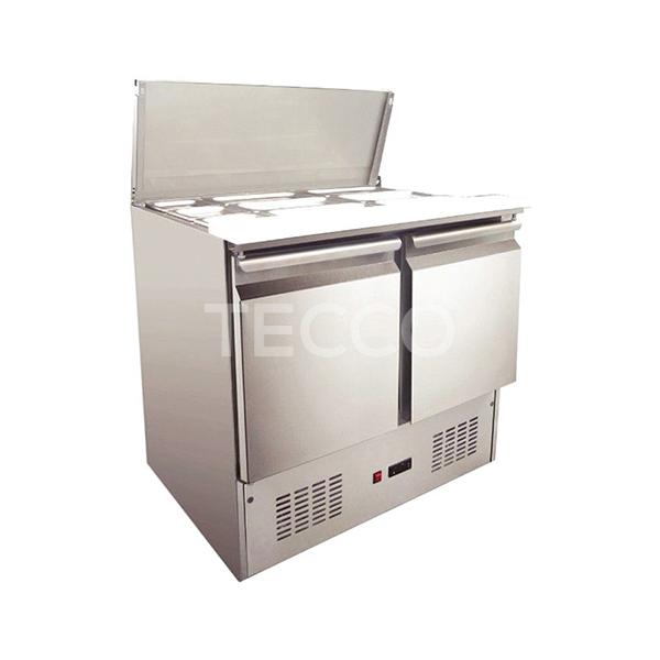 Стол холодильный для сэндвичей CustomCool CCS-900