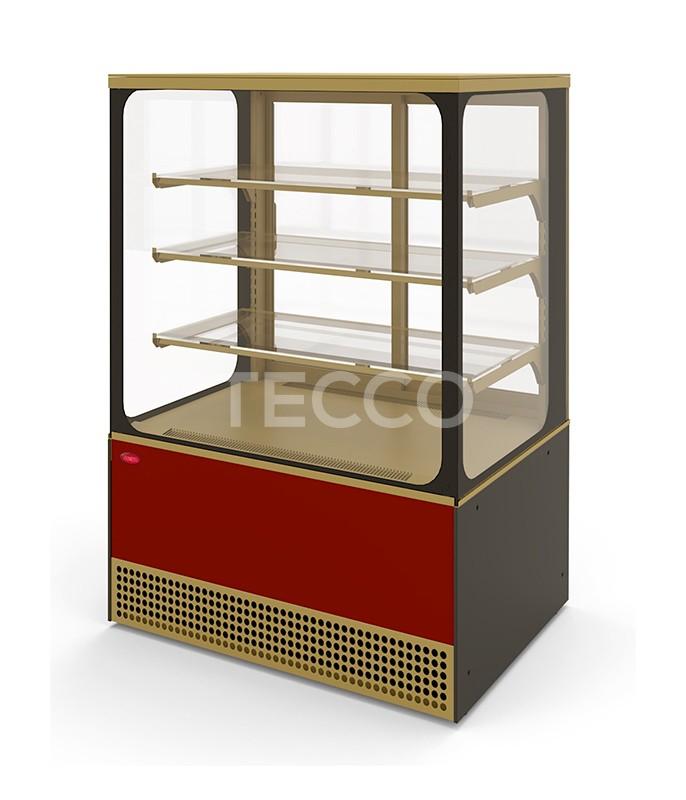 Витрина кондитерская МХМ Veneto VS-1,3 Cube (стеклопакеты)