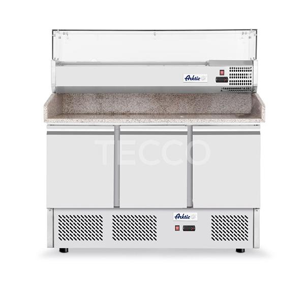 Стол холодильный для пиццы Hendi 232033