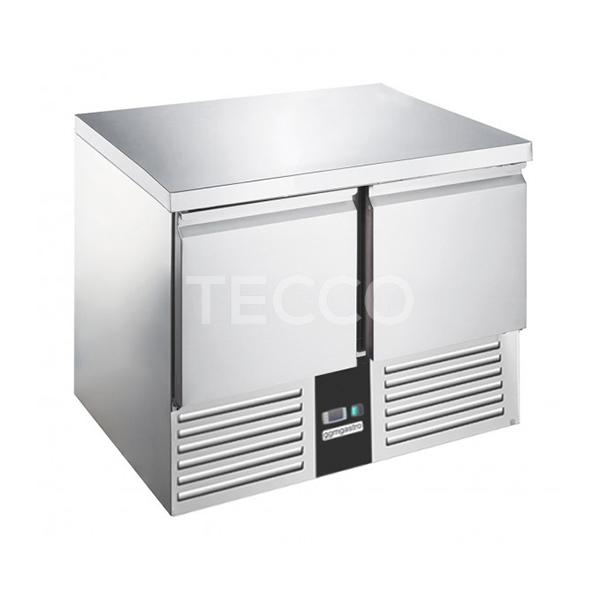 Стол холодильный GGM Gastro SAG97END#2T