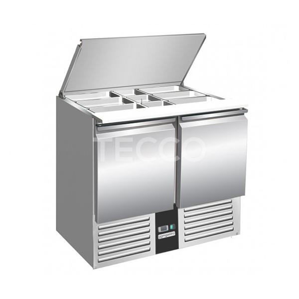Холодильный стол для салатов GGM Gastro SAG97ND