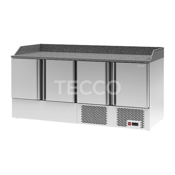 Стол холодильный Polair TMi4GNpizza-G