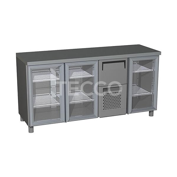Стол холодильный Carboma BAR-360С