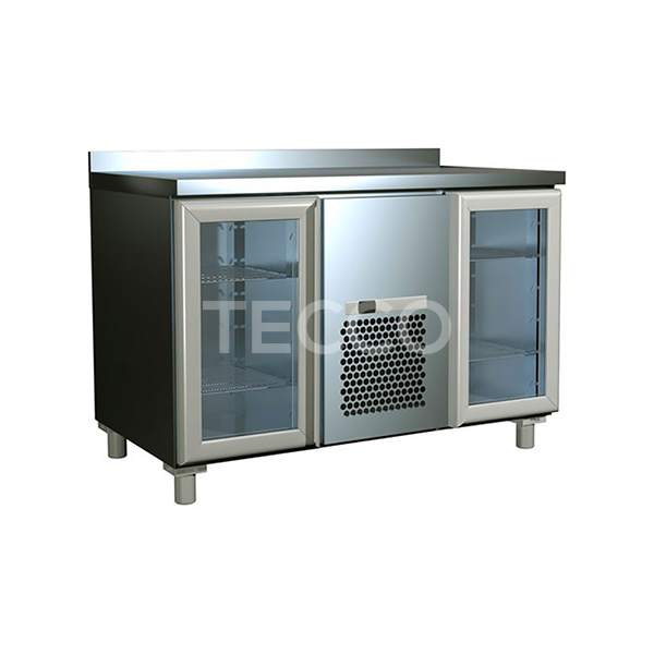 Стол холодильный саладетта Carboma SL 2GNG