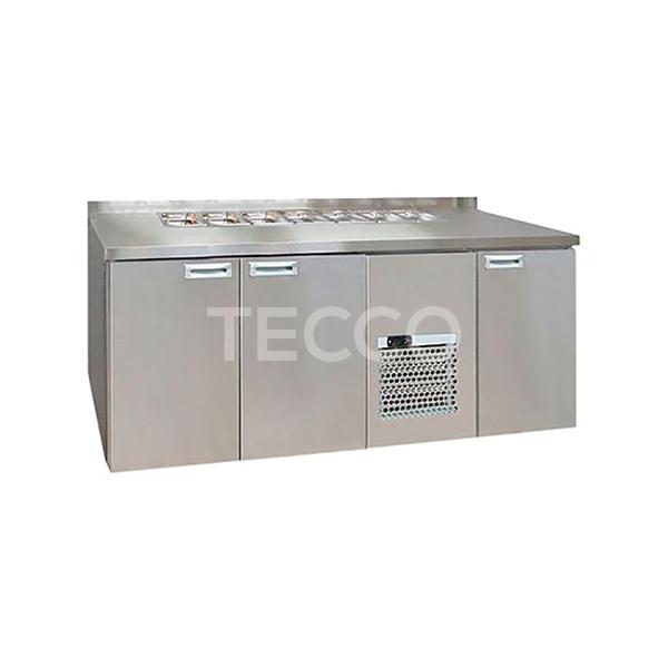 Стол холодильный саладетта Carboma SL 3GN