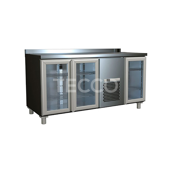 Стол холодильный саладетта Carboma SL 3GNG