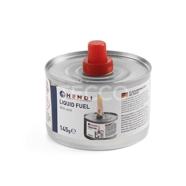 Топливо для подогрева мармитов с фитилем 145г. уп. 24 шт 193693