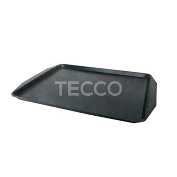 Поднос пластиковый столовый 500х400х20мм Tecco 50D