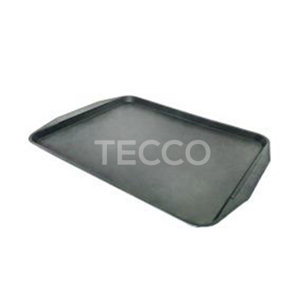 Поднос пластиковый столовый 390х290х20мм Tecco 39D