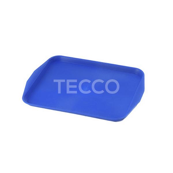 Поднос пластиковый столовый 330х230х15мм Tecco 33B