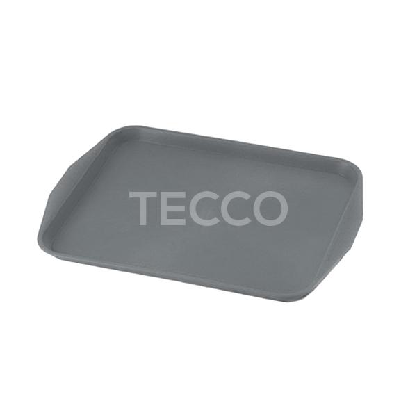 Поднос пластиковый столовый 330х230х15мм Tecco 33D