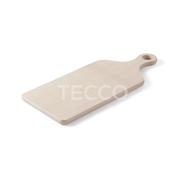 Доска разделочная деревянная 390х160х12мм Hendi 505106