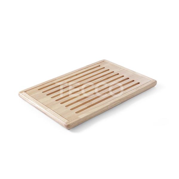 Доска разделочная деревянная для хлеба 475х322 Hendi 505502