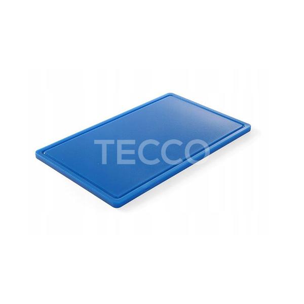 Доска разделочная HACCP GN 1/1 530х325х15мм Hendi 826027