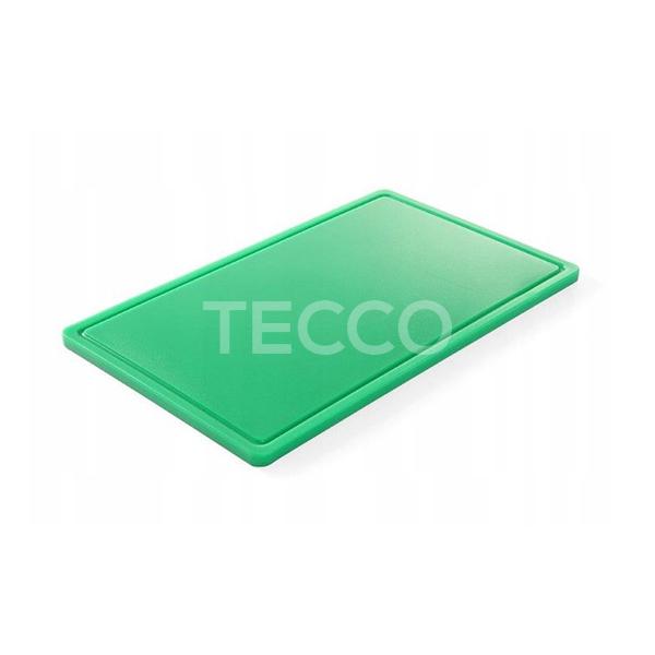 Доска разделочная HACCP 530x325x15мм Hendi 826034