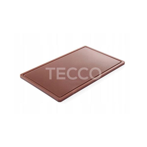 Доска разделочная HACCP GN 1/1 530х325х15мм Hendi 826041