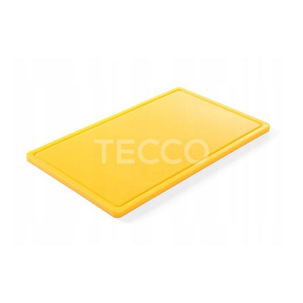 Доска разделочная HACCP 530х325х15 мм Hendi 826058