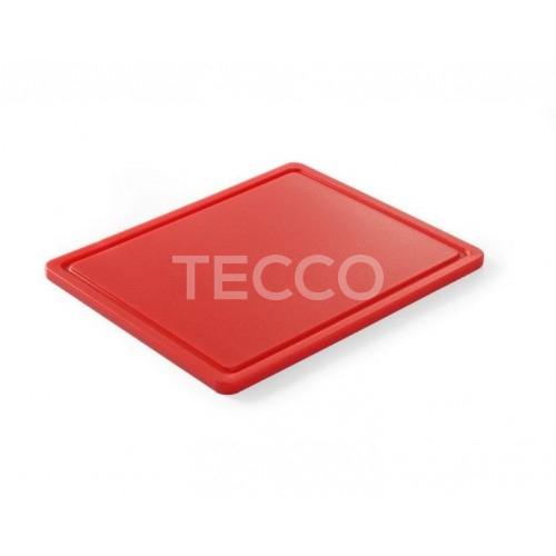 Доска разделочная HACCP GN 1/2 265х325х12мм Hendi 826119