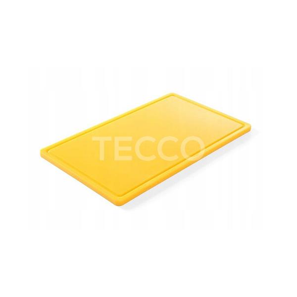 Доска разделочная HACCP GN 1/2 265х325х12мм Hendi 826157