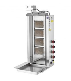 Аппарат для шаурмы газовый Remta D16 LPG