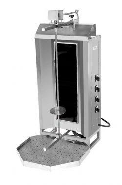 Аппарат для шаурмы PIMAK М077-4C с приводом